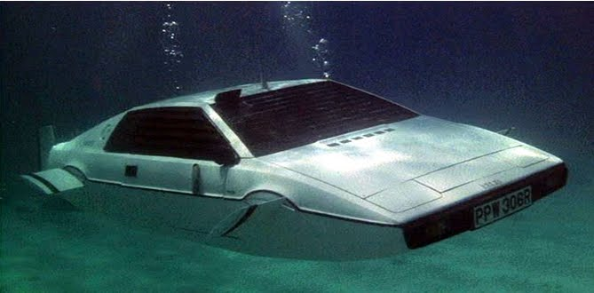 Car Pictures And News Top 10 James Bond Cars