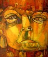 Máscara ancestral II