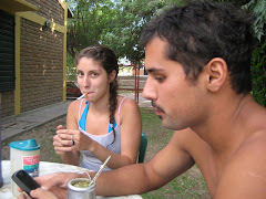 Mate and cigs, the Argentine diet