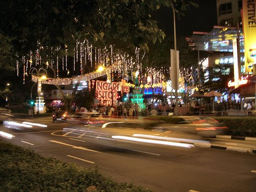 Singapore Orchard Road ~ Travel Place in The World