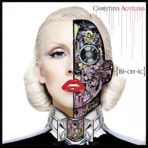 christina aguilera, copertina e data d'uscita dell'album