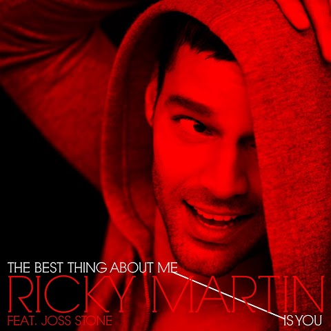 the best thing about me is you, preview di ricky martin