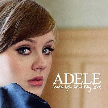 """Adele la revelación mundial del 2011 """"disco de oro""""."""