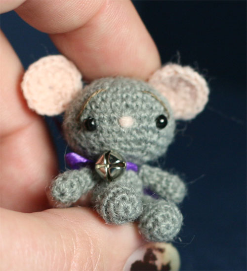 Amigurumi Patterns Free Mouse : Mucky Hen: AMIGURUMI Everyone should be doing it!