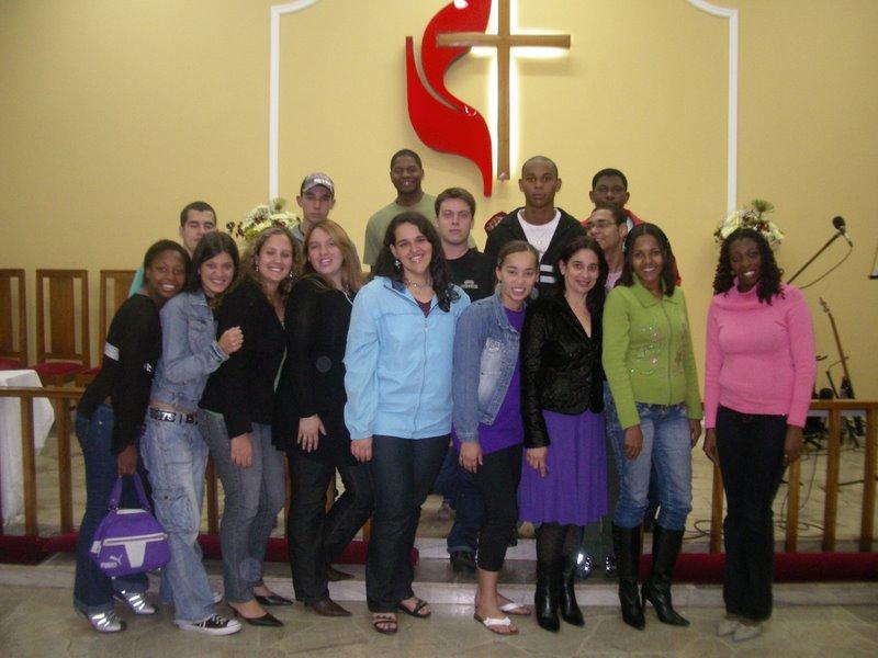 Membos da Igreja Metodista