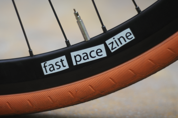 FAST PACE FIXED GEAR ZINE