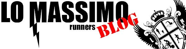 Lo Massimo Runners Blog