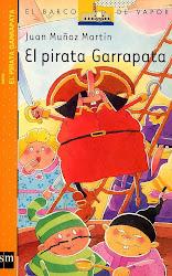 El PIRATA GARRAPATA-JUAN MUÑOZ MARTIN