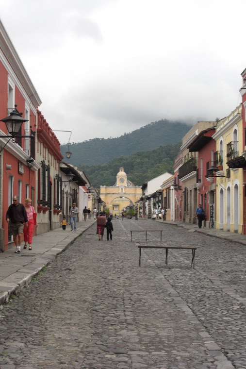 Streets of Antigua