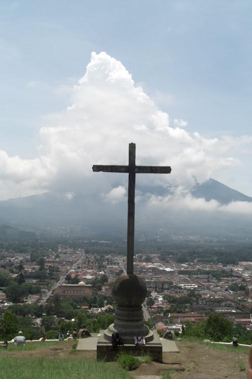 Cerro de Cruz, Antigua