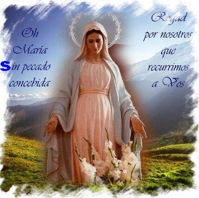 Virgen de Medjugorje - Reina de la Paz