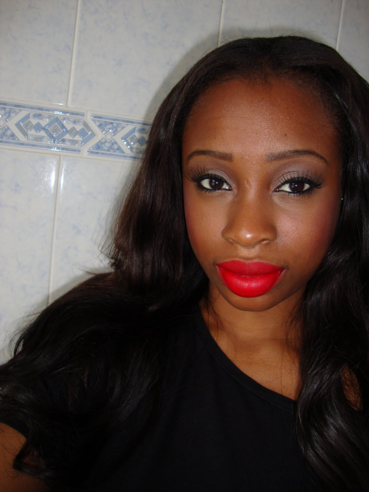 Makeup By Henessy: Red Lips: MAC Ruby Woo Lipstick ...
