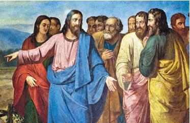 Evangelio 21 de Mayo de 2011 Jesús+y+sus+discípulos