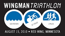 2nd Annual WINGMAN TRIATHLON - SUNDAY, AUGUST 15, 2010