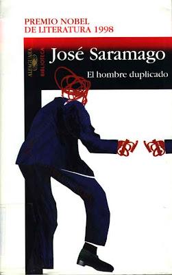 El+hombre+duplicado+ +Jos%C3%A9+Saramago El hombre duplicado   José Saramago