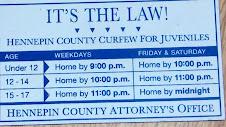 Curfew Times