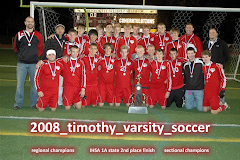 2008 State Runners Up