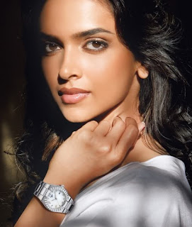 Deepika padukone brand ambassador in tissot adds