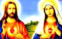 ORAÇAO PARA CONSAGRAÇAO AOS CORAÇOES DE JESUS E MARIA