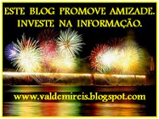 SELO RECEBIDO DE www.valdemireis.blogspot.com.