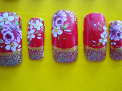 unhas decoradas by Giovana Girardi - YouTube