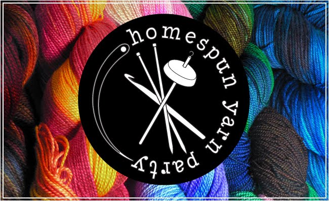 Homespun Yarn Party - Savage, MD - March 22, 2015