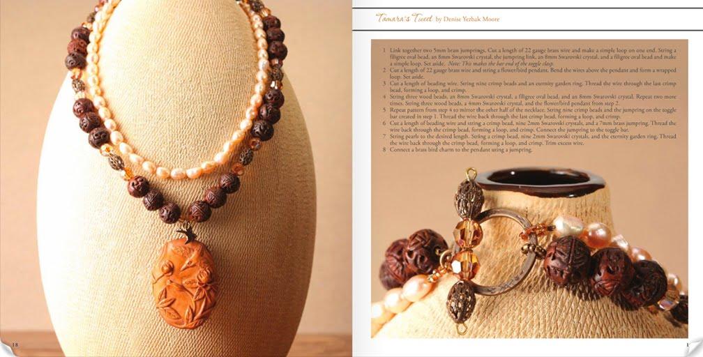Stringing Beads Magazine of Bead Trends Magazine