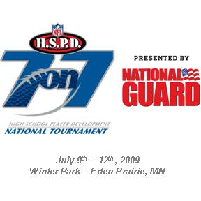 2009 NFL HSPD National 7on7 Tournament