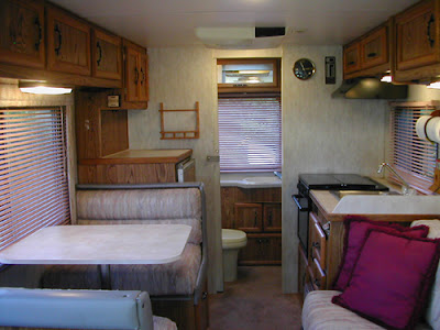 These Things Have Full Bathrooms With A Shower And Of Course Refrigerator Stove Generally Microwave Sometimes Freezer Too