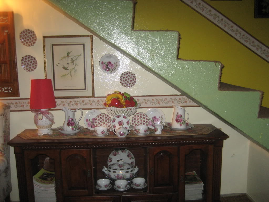 Dekorasi rumah english style decor