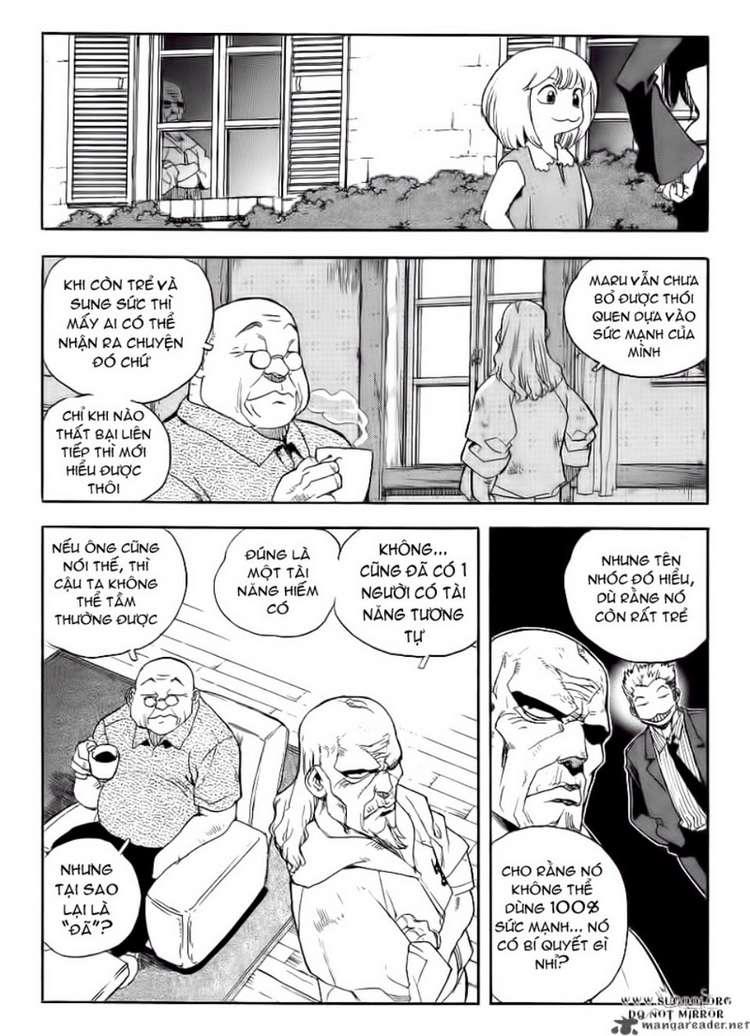 Aiki chap 64 - Trang 8