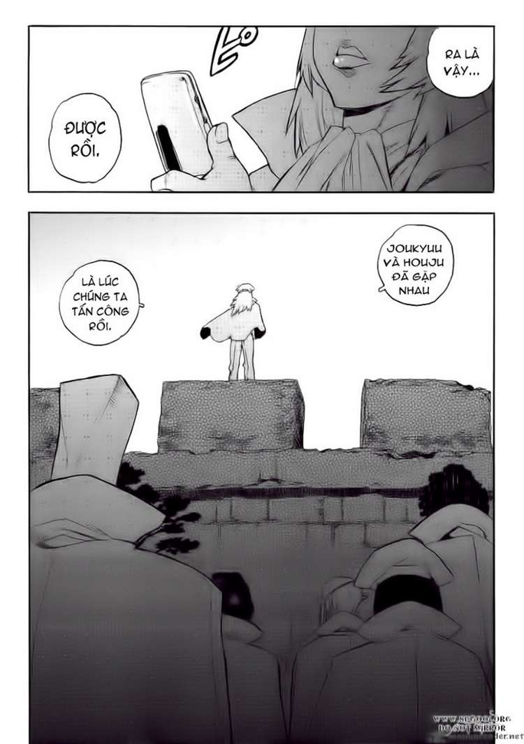 Aiki chap 64 - Trang 11