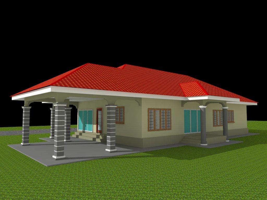 Download image Design Rumah Banglo Setingkat Home Interior Ajilbabcom ...