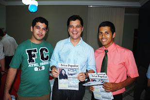 Jhonny, senador Ricardo ferraço- ES, David