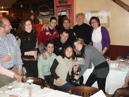 Fiesta de amigos y familia