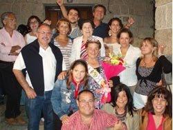 Reina madre de Hoyo 2008