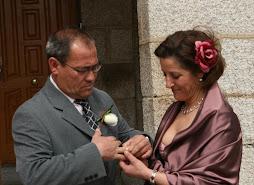 la re-boda: los anillos