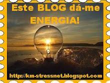 Selo «Este BLOG dá-me ENERGIA» (muito obrigado!)