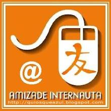 Selo «AMIZADE INTERNAUTA» (muito obrigado!)