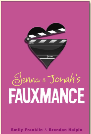 Books We Covet: Jenna & Jonah's Fauxmance and Wither