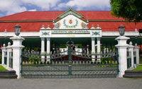 Tour To YOGYAKARTA HADININGKRAT PALACE Indonesia
