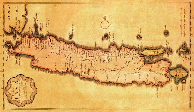 sejarah pulau jawa yang terlupakan