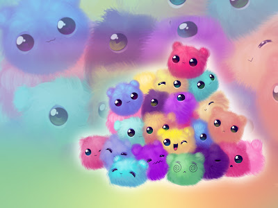 cute wallpaper desktop. Kawaii Wallpaper