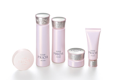 ... Shiseido to Launch ELIXIR PRIOR Skin Care Brand for Women 60 and Over