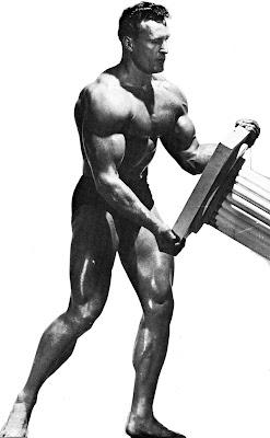 Clarence Clancy Ross Bodybuilder