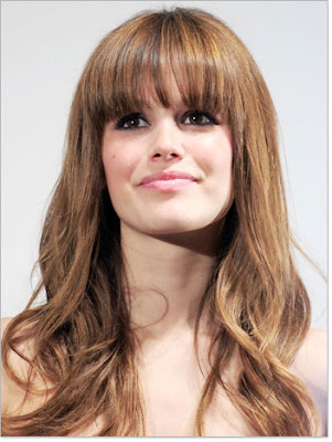 side fringe hairstyles for girls. 2009 winter hairstyles for