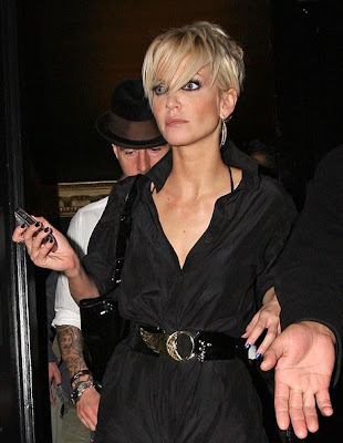 Styles That Work For You: Sarah Harding Pixie Cropped Haircut