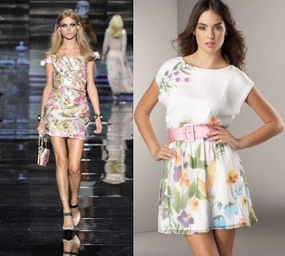 Celebrity Fashion Trends Summer 2010 on Beautiful Girls With Spring Summer Fashion