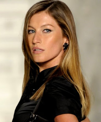 two toned hairstyles. Gisele Bundchen Hairstyles