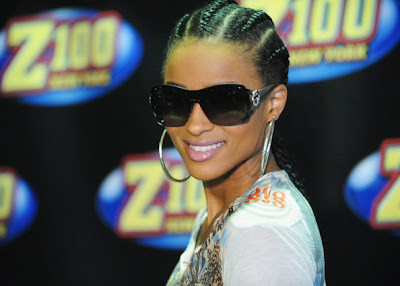 Trendy Hairstyles 4 Me: Ciara\'s Cornrows Hairstyle and Hair Trend
